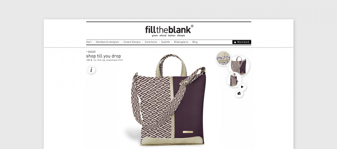 fill the blank bag customizer