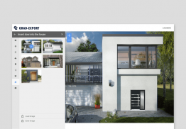 Grad-Export\u0027s web customizer for doors & Smart customizer \u003e Inspirations \u003e Eurocell\u0027s door configurator