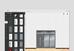 RK Door systems\u0027 configurator & Smart customizer \u003e Inspirations \u003e Pieno door configurator